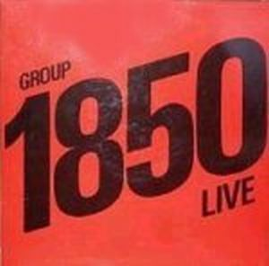 Group 1850 - Live CD (album) cover
