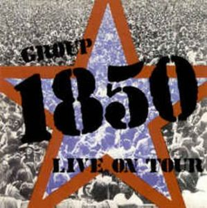 Group 1850 - Live On Tour CD (album) cover