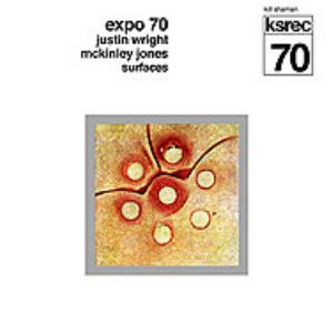 Expo 70 - Surfaces CD (album) cover