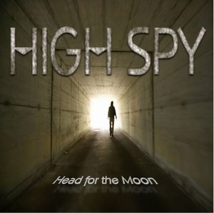 High Spy - Head For The Moon CD (album) cover