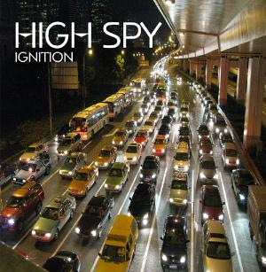 High Spy - Ignition CD (album) cover