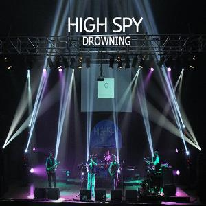 High Spy - Drowning CD (album) cover