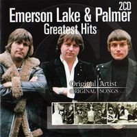 Elp (emerson Lake & Palmer) - Greatest Hits CD (album) cover