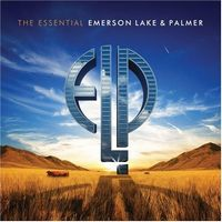 Elp (emerson Lake & Palmer) - The Essential Emerson, Lake & Palmer CD (album) cover