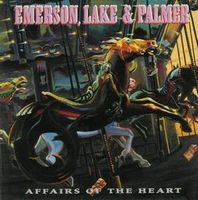 Elp (emerson Lake & Palmer) - Affairs Of The Heart CD (album) cover