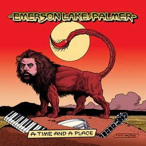 Elp (emerson Lake & Palmer) - A Time And A Place CD (album) cover