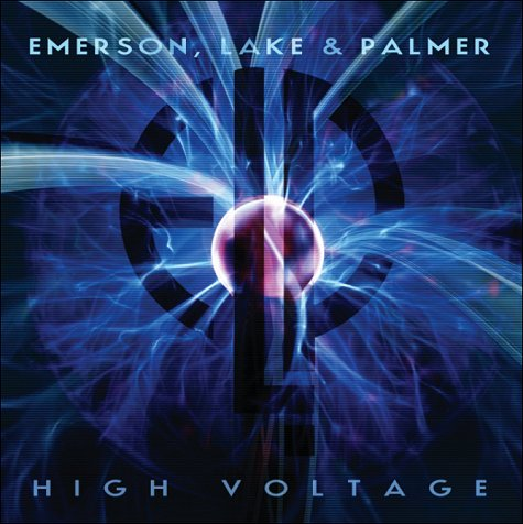 Elp (emerson Lake & Palmer) - High Voltage CD (album) cover