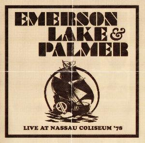 Elp (emerson Lake & Palmer) - Live At Nassau Coliseum '78 CD (album) cover