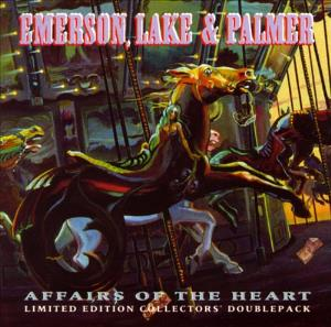 Elp (emerson Lake & Palmer) - Affairs Of The Heart (limited Edition Collectors Doublepack) CD (album) cover