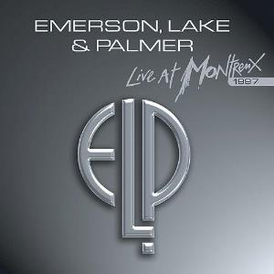 Elp (emerson Lake & Palmer) - Live At Montreux 1997 CD (album) cover