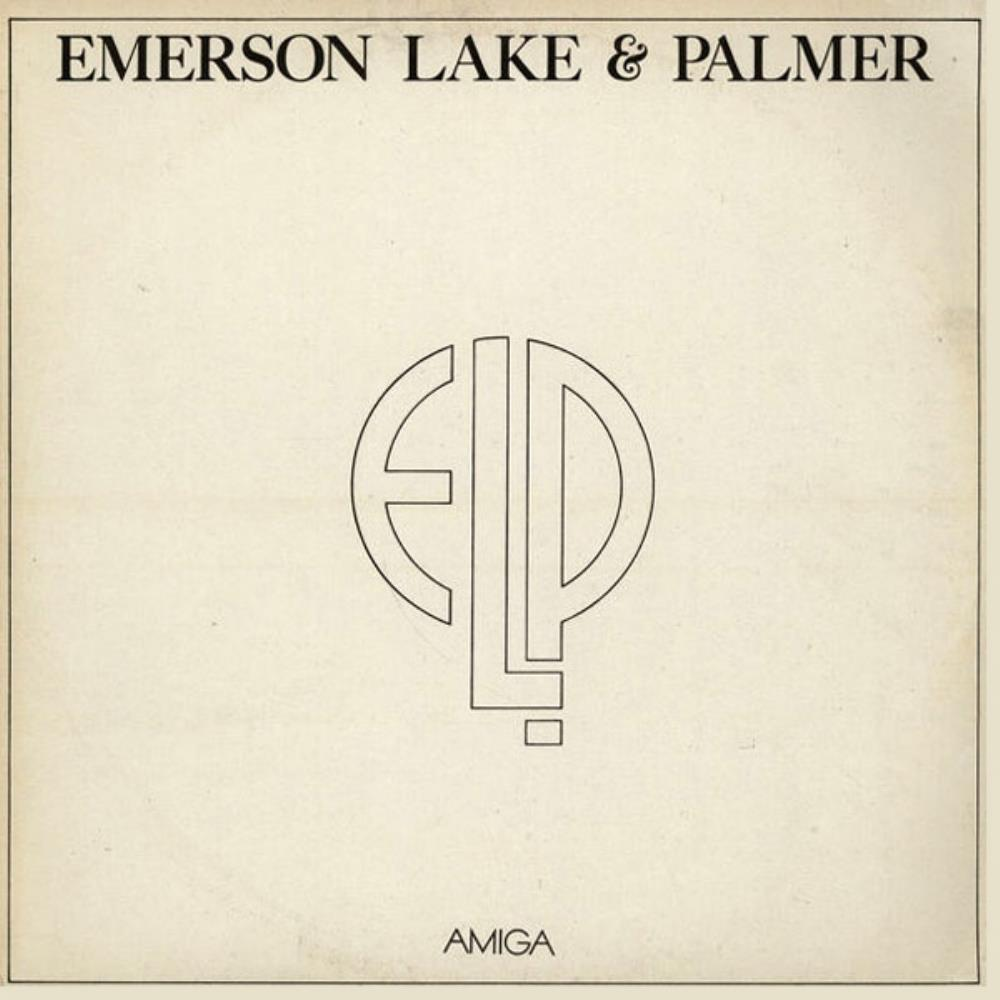 Elp (emerson Lake & Palmer) - Emerson, Lake & Palmer CD (album) cover