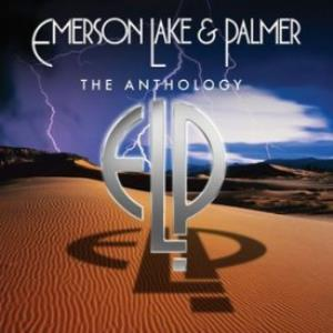Elp (emerson Lake & Palmer) - The Anthology CD (album) cover
