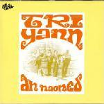 Tri Yann - Tri Yann An Naoned CD (album) cover