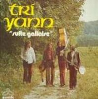 Tri Yann - Suite Gallaise CD (album) cover