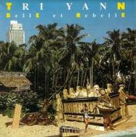Tri Yann - Belle Et Rebelle CD (album) cover