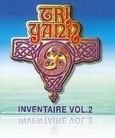 Tri Yann - Inventaire Volume 2 CD (album) cover