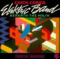 Chick Corea Elektric Band - Beneath The Mask CD (album) cover