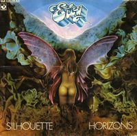 Eloy - Silhouette / Horizons CD (album) cover
