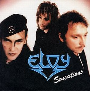 Eloy - Sensations CD (album) cover