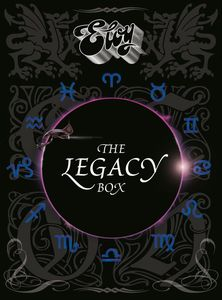 Eloy - The Legacy Box DVD (album) cover