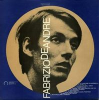 Fabrizio De Andre - Volume 3 CD (album) cover