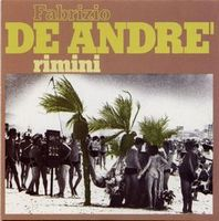 Fabrizio De Andre - Rimini CD (album) cover