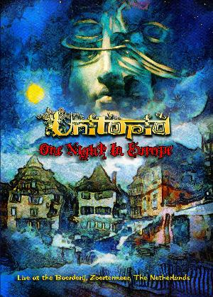 UNITOPIA - One Night In Europe CD (album) cover