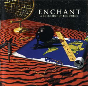 Enchant A Blueprint Of The World (2cd Special Edition) CD album cover