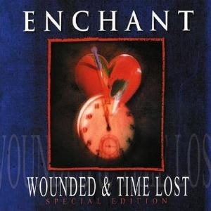 Enchant - Wounded & Time Lost CD (album) cover
