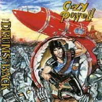 Cozy Powell - The Drums Are Back CD (album) cover