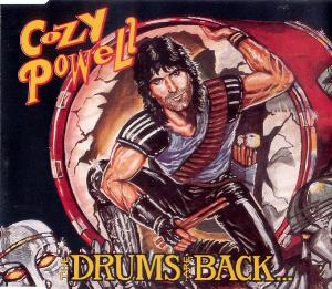 Cozy Powell - The Drums Are Back... CD (album) cover