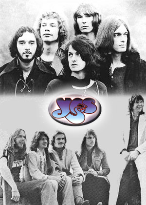 YES image groupe band picture