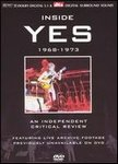 Yes - Inside Yes 1968-1973 DVD (album) cover