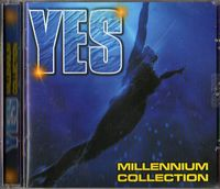 Yes - Millennium Collection CD (album) cover