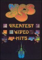 Yes - Greatest Video Hits DVD (album) cover