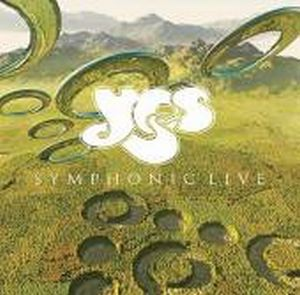 Yes - Symphonic Live CD (album) cover