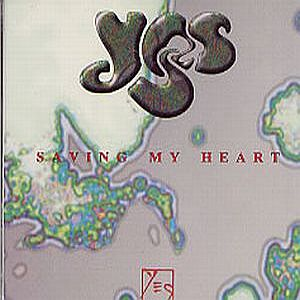 Yes - Saving My Heart CD (album) cover
