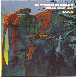 Yes - Symphonic Music Of Yes CD (album) cover