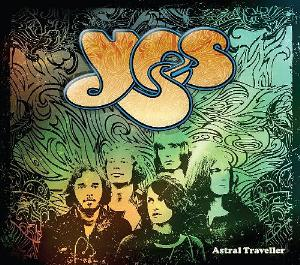 Yes - Astral Traveller (the Bbc Sessions) CD (album) cover
