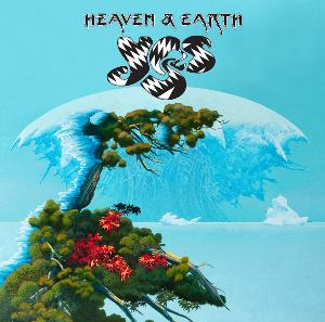 Yes - Heaven & Earth CD (album) cover
