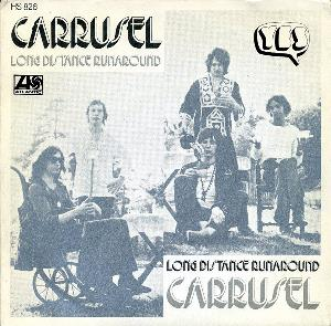 Yes - Carrusel (roundabout) CD (album) cover