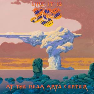Yes - Like It Is - Yes At The Mesa Arts Centre CD (album) cover