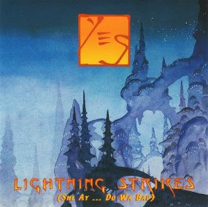 Yes - Lightning Strikes (she Ay ... Do Wa Bap) CD (album) cover