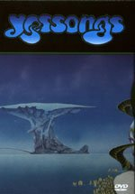 Yes - Yessongs DVD (album) cover
