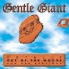 Gentle Giant - Totally Out Of The Woods CD (album) cover