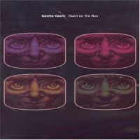 Gentle Giant - Giant On The Box CD (album) cover