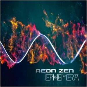Aeon Zen - Ephemera CD (album) cover