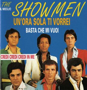 Showmen 2 - The Showmen (pre Showmen 2/ Original Showmen) CD (album) cover
