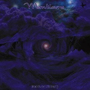 Manticora - Roots Of Eternity CD (album) cover