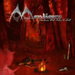 Manticora - Darkness With Tales To Tell CD (album) cover